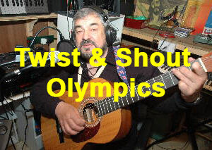 Twist & Shout Olympics by Don Crown